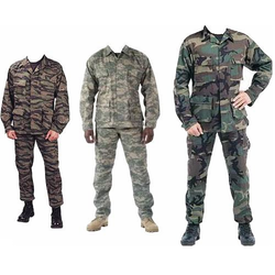 Global Military Camouflage Uniform Market 2018